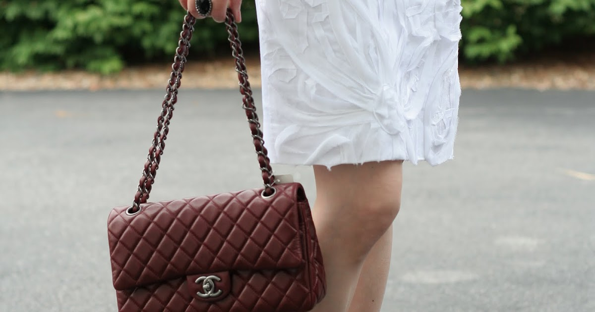 aeadfcda662e Vicky's Fashion Blog Sale: SOLD: NWT Chanel Lambskin Classic M/L ...