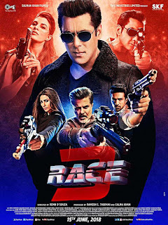 Race 3 (2018) : Audio Hindi : HD-Rip 720p 480p : Watch Online / Download Here