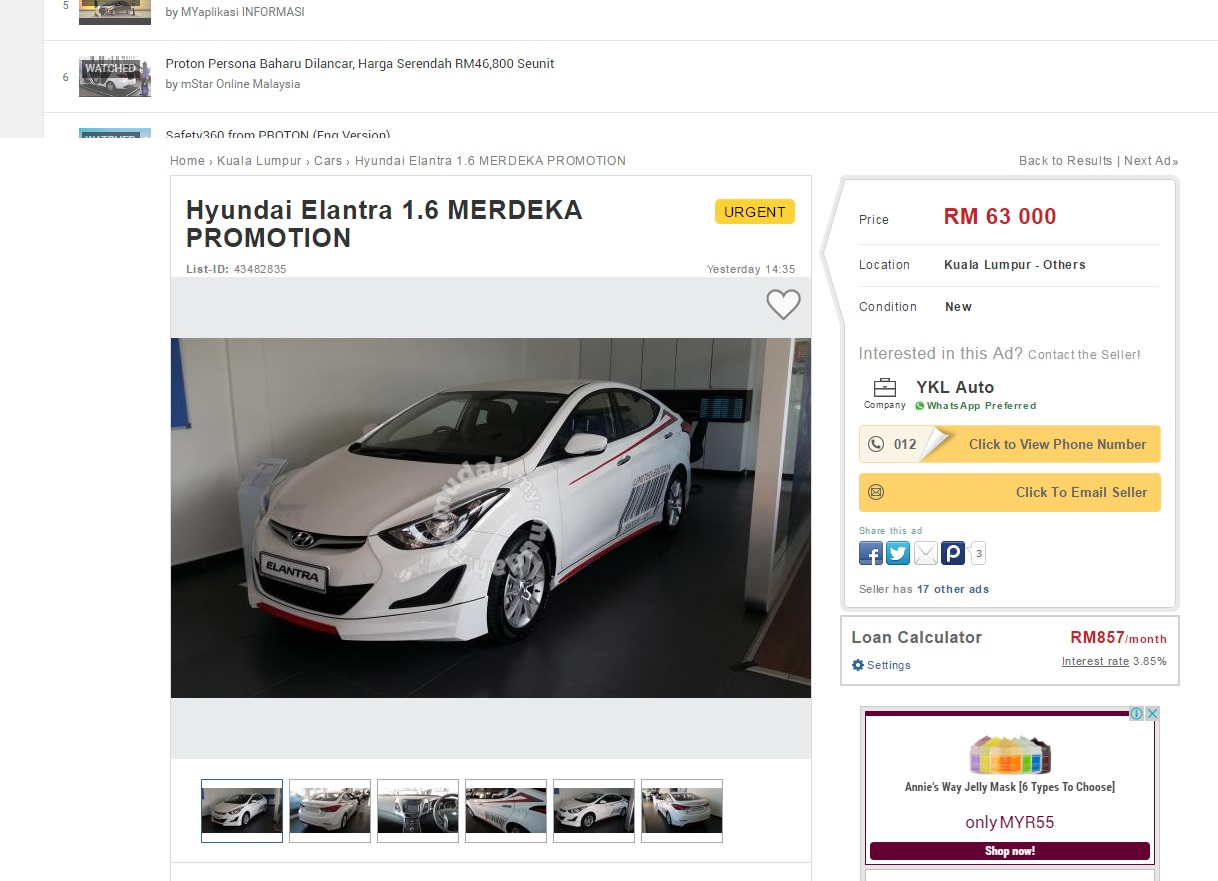 Otoreview My Quot Otomobil Quot Review New Hyundai Elantra