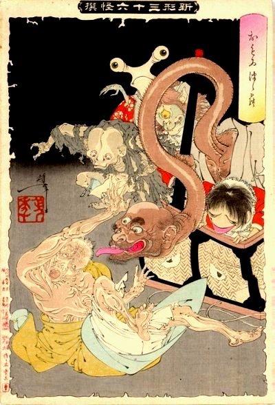 The Hungry Ghost | Historic Houston:
