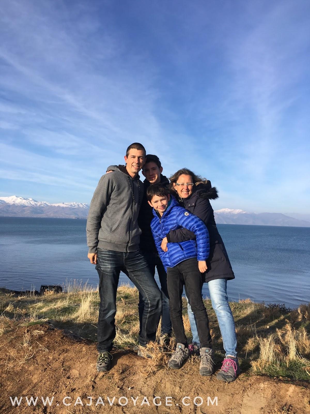 Famille Cajavoyage (FR), TR