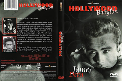 Carátula dvd: Hollywood Babylon James Dean / Descargar / Documental