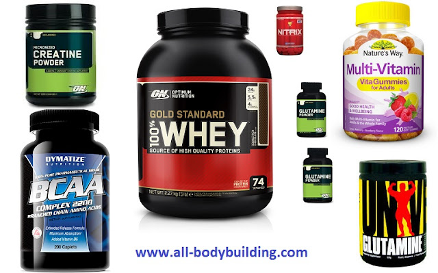 Top 7 Muscle Building Supplements - all-bodybuilding.com