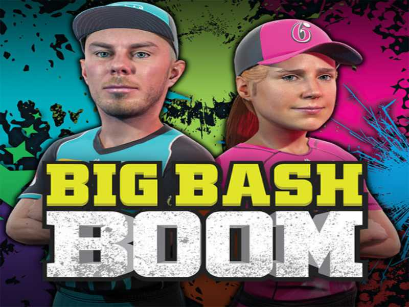 Download Big Bash Boom Game PC Free on Windows 7,8,10
