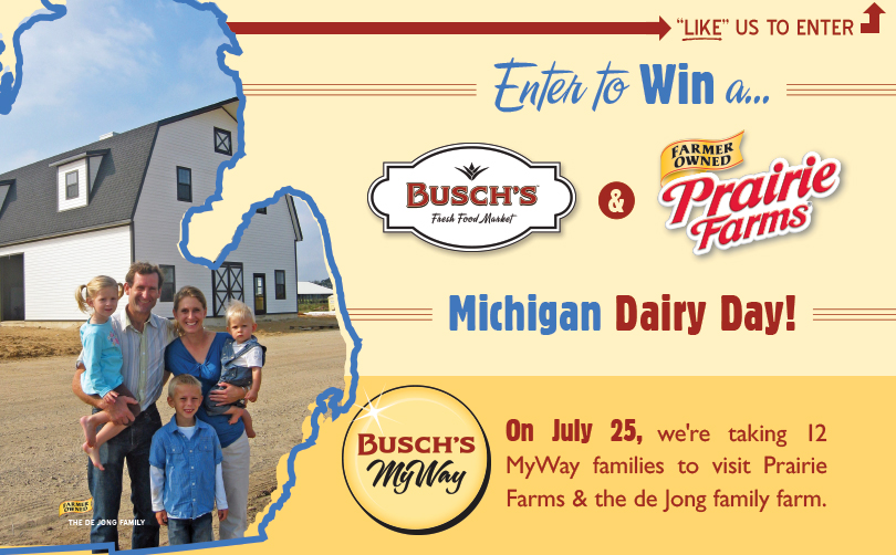 FREE IS MY LIFE: Enter Busch's