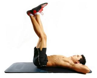 Cara Mendapatkan Bentuk Perut Six Pack Tanpa Harus ke Gym