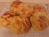 Resep Pineapple Skin Bread Sederhana dan Praktis,