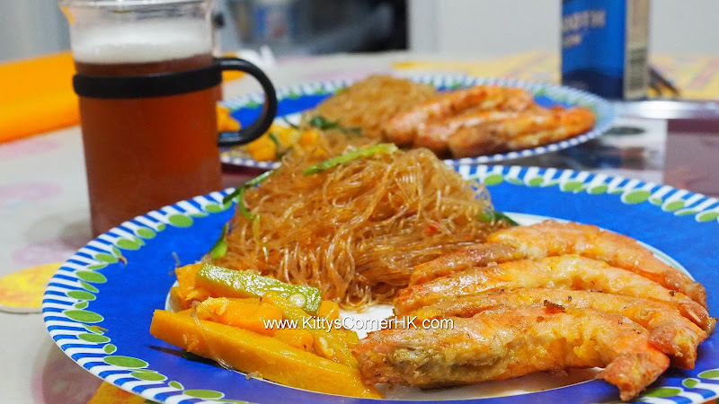Golden Shrimp 黃金蝦 自家食譜 home cooking recipes