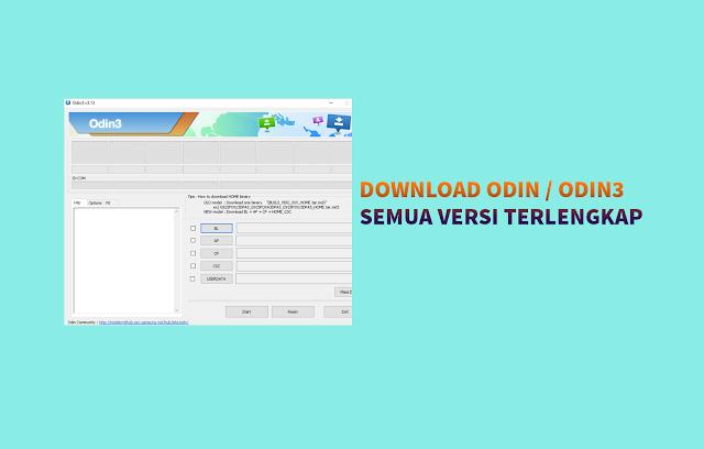 Download Odin / Odin3 Semua Versi Terlengkap