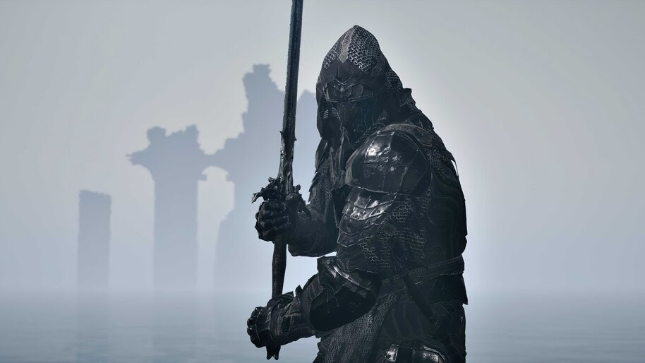 Mortal Shell, Game, Warrior, 4K, #7.1606