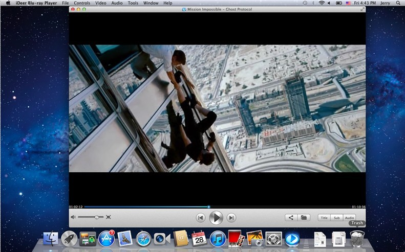 Format Guides: Play Blu-ray with VLC Player on Macbook