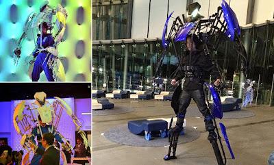 Agricultural Exoskeletons