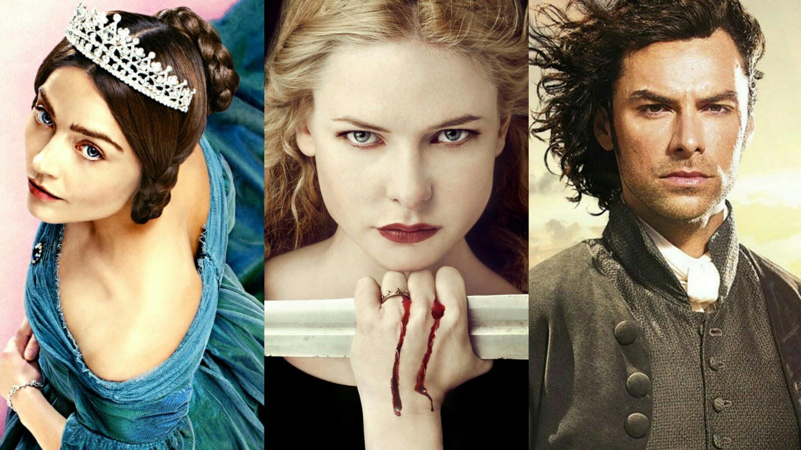 Eclectic Pop - TV's Top 20 Costuma Drama Soundtracks - Victoria, The White Queen, Poldark