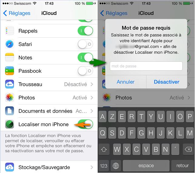 Comment Debloquer Iphone Bloque Icloud