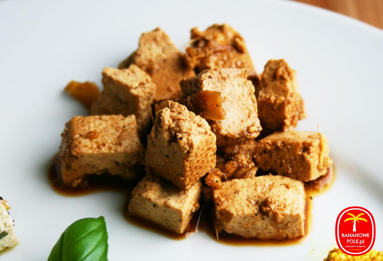 Jak zamarynować tofu? : Tofu w stylu azjatyckim