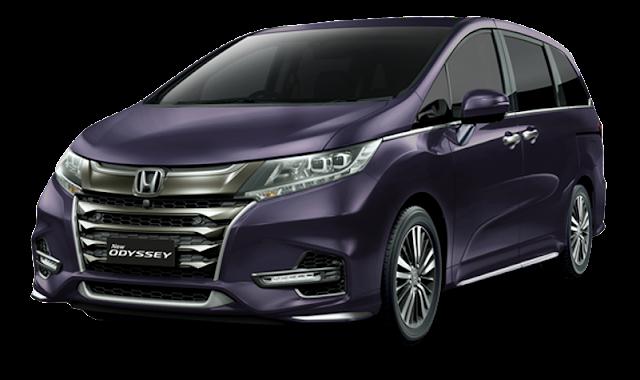 Review Honda Odyssey 2.4L Prestige
