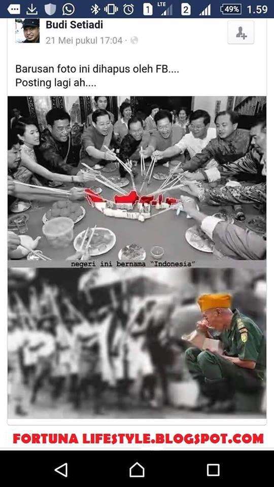 Konspirasi CSIS-KongloCina-Jenderal Merah & Penjajahan Cina Atas Republik Indonesia