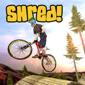 Shred! Downhill Mountainbiking APK + DATA