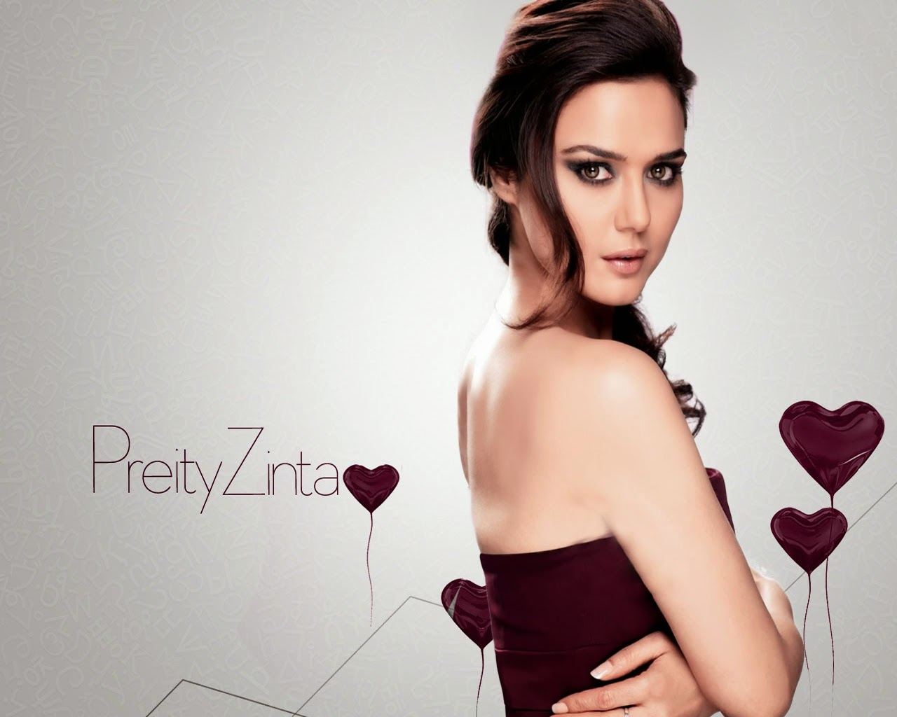 Preity Zinta Full Hd Wallpapers: Wellcome To Bollywood HD Wallpapers: Preity Zinta