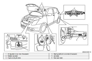 repair-manuals: Suzuki Swift 2004-2008 Repair Manual