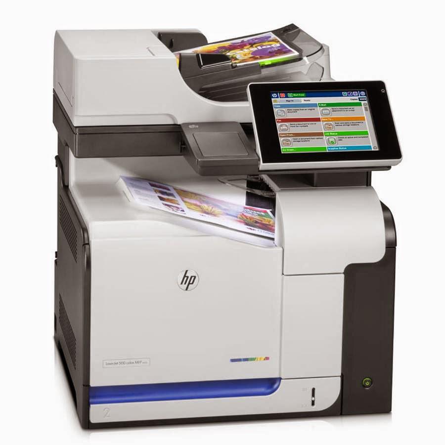 Download Driver HP LaserJet Pro 500 M570DN