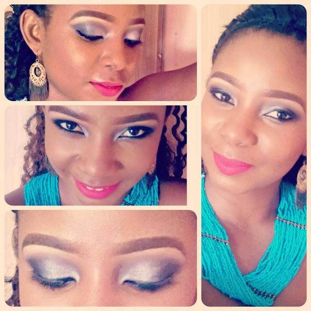 genevieve nnaji daughter makeup artist