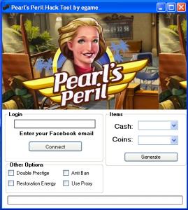 PearlS Peril Cheats