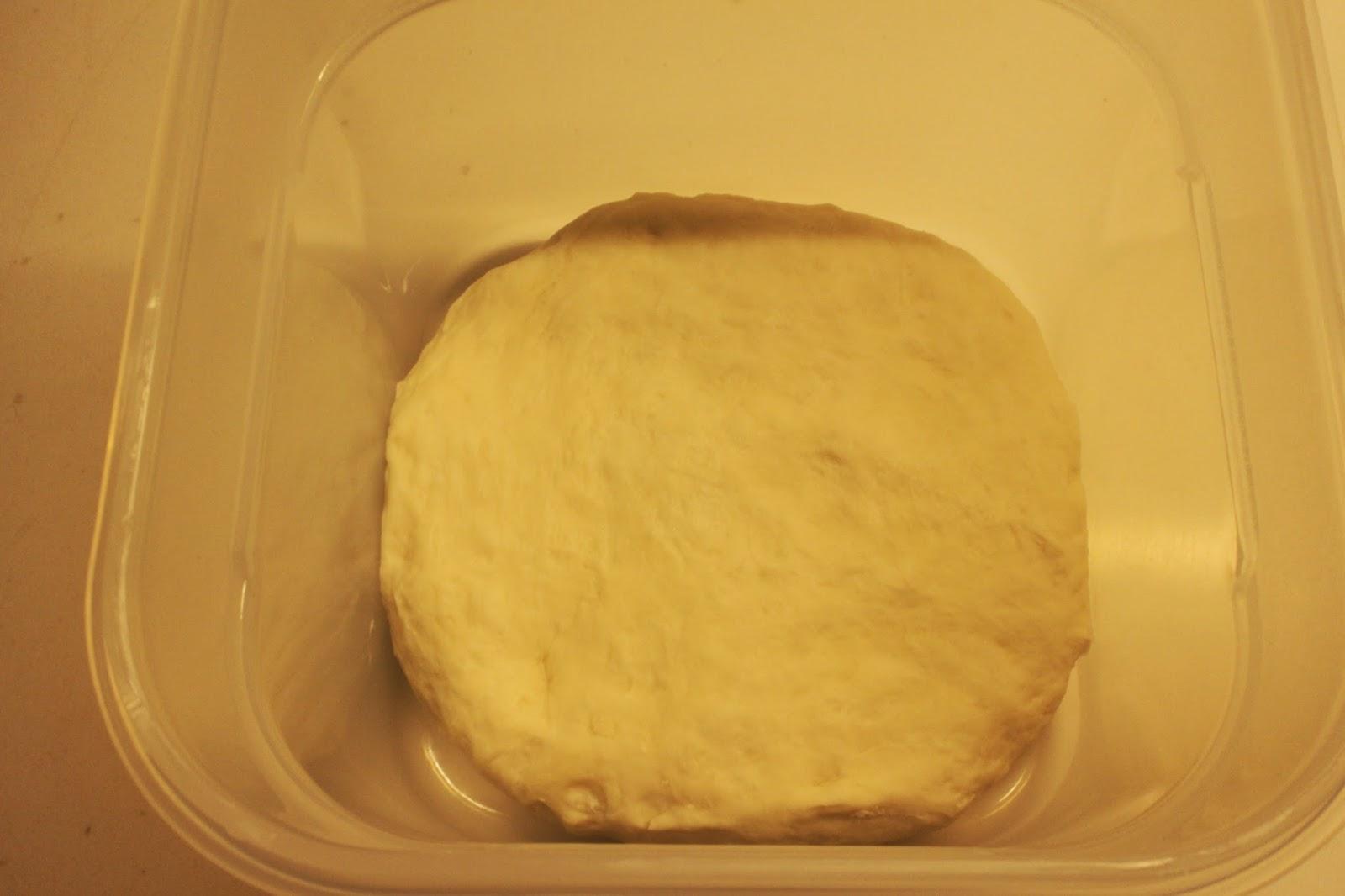 1cook2shop34fun: 做冷藏發酵麵包 - my way