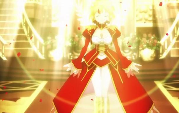 Fate/Extra Last Encore – Episódio 01