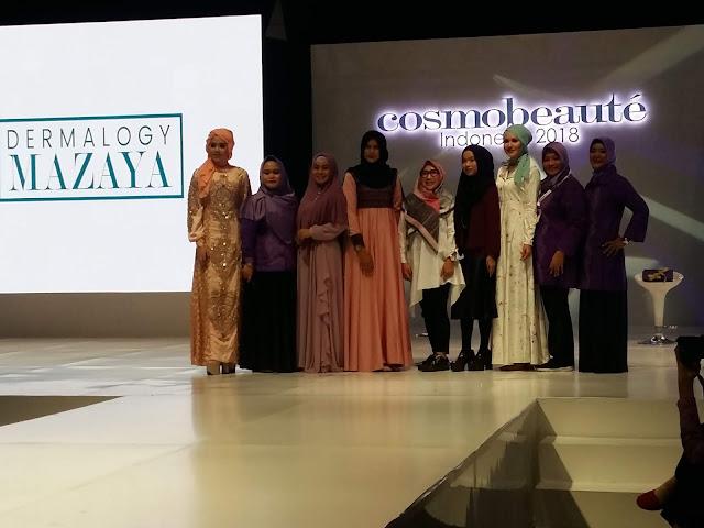 Pameran Cosmoebeaute di JCC 2018