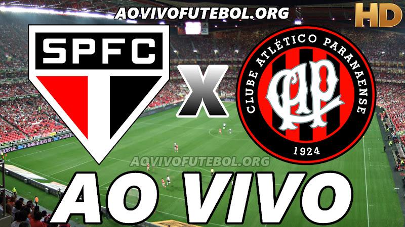 Assistir São Paulo x Atlético Paranaense Ao Vivo HD