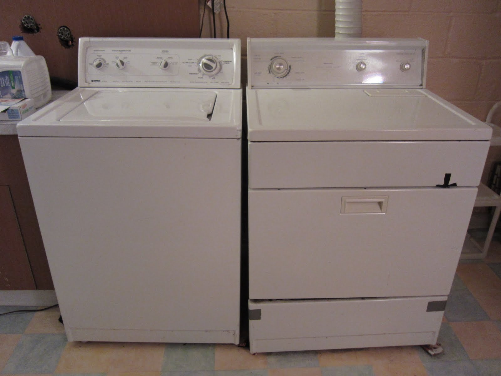 Wiring Diagram Kenmore Washer