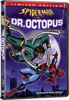 El Hombre Araña vs Dr. Octopus – DVDRIP LATINO