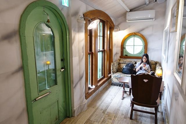 【花蓮景點】童話屋咖啡館~山姆咖啡館Mr.Sam