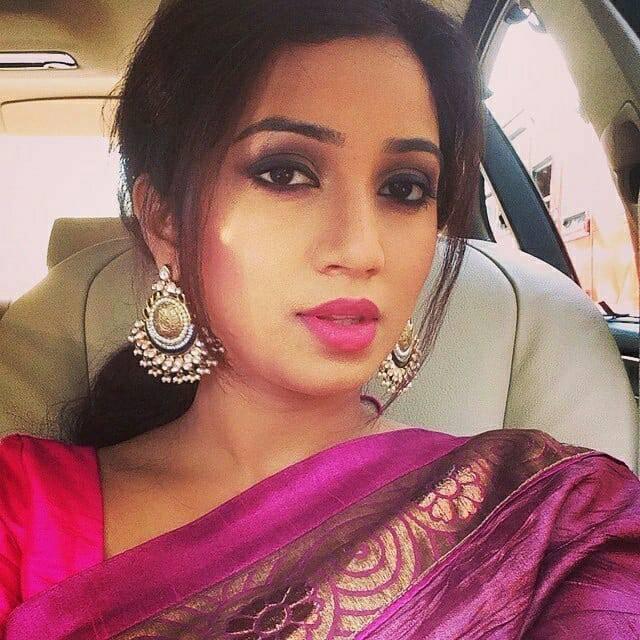 shreya ghoshal personal photo-pic-in-hd