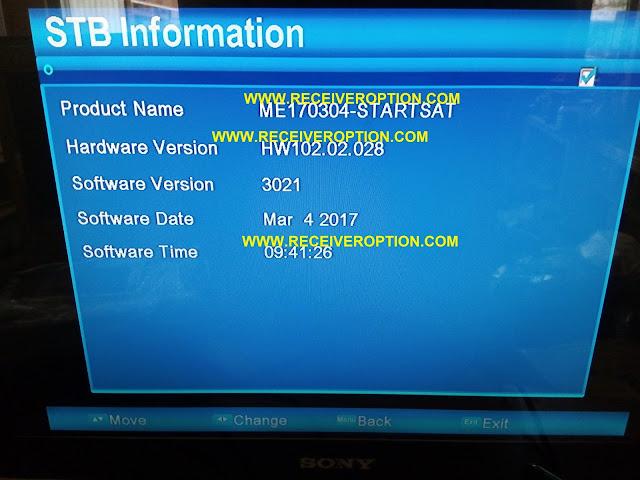 STARSAT 2000 PLUS HD RECEIVER DUMP FILE