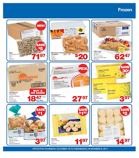 Wholesale Club Flyer October 19 - November 8, 2017