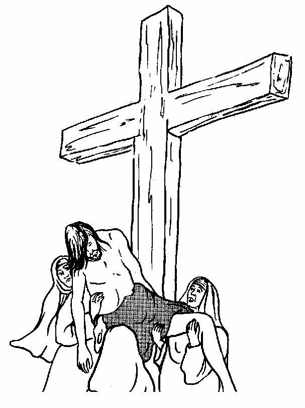 Imagenes Cristianas Para Colorear: Dibujos Para Colorear ...