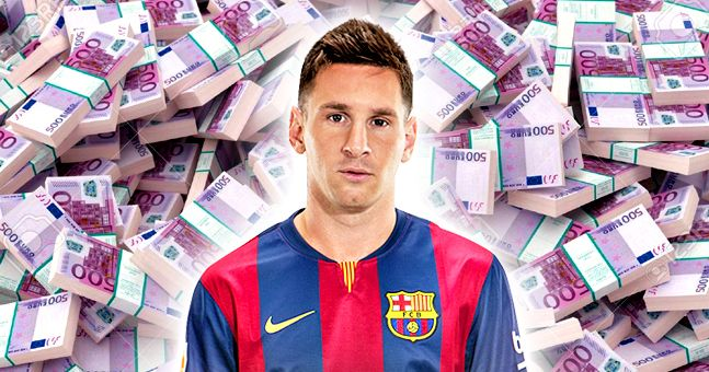 544c6b52a After months of speculation, Lionel Messi inked a new contract with FC  Barcelona on Saturday morning that commits him to Camp Nou through the  2020-21 season ...