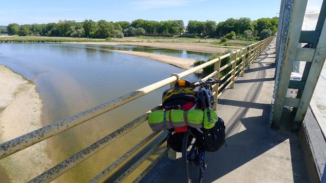 De Paris à Narbonne en vélo, Fourchambault