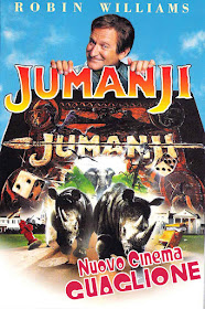 Jumanji recensione 1995