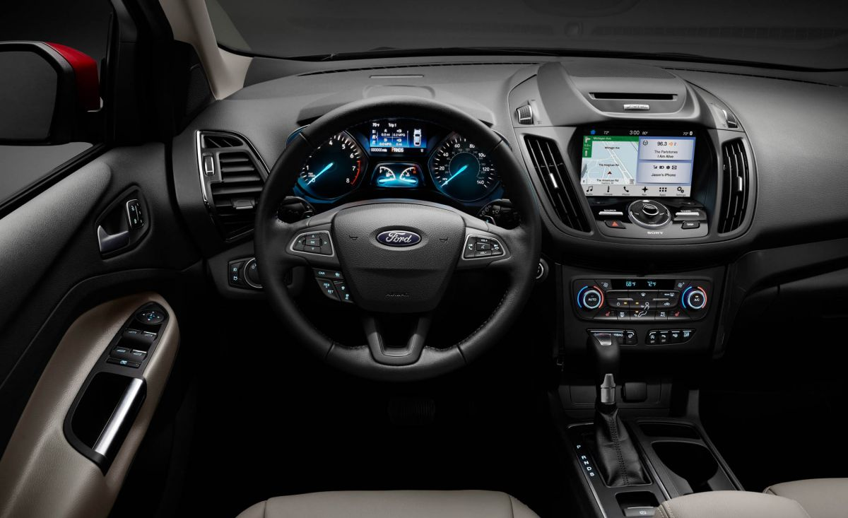 Image Result For Ford Kuga Titanium X Automatic