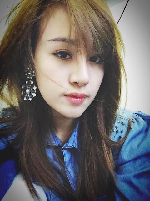 Hình ảnh hot girl Bà Tưng dễ thương xinh xắn đến lạ kì
