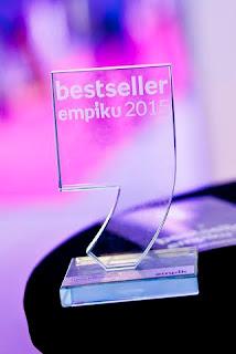 Bestsellery Empiku- czy co najchętniej kupowaliśmy w 2015 roku...