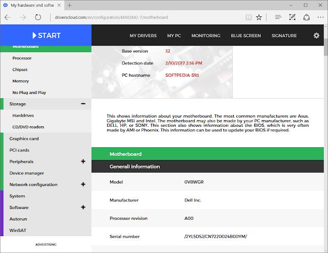تحميل برنامج التعريفات لاب توب & كمبيوتر DriversCloud مجانا