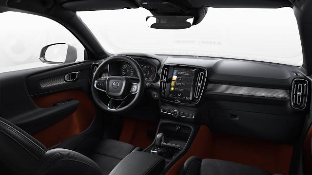 Volvo XC40 Tom Rider
