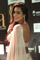 Prajna in Cream Choli transparent Saree Amazing Spicy Pics ~  Exclusive 054.JPG
