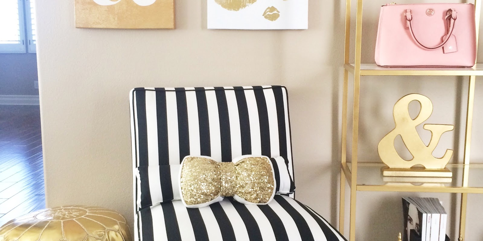 Show some gold in your room