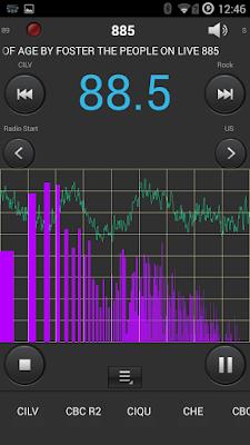 Spirit FM Radio untuk android