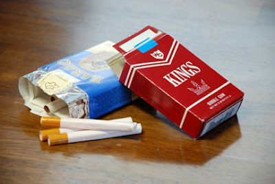 candy cigarettes for I Love Lucy party